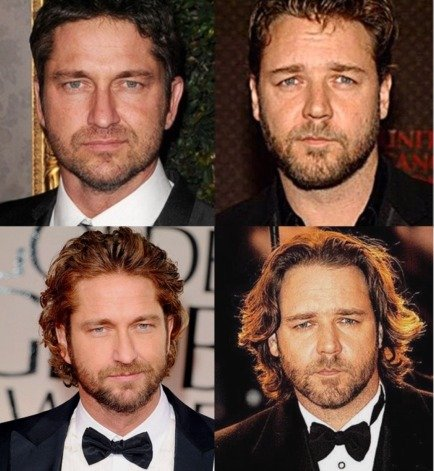 Separated at birth - S... Gerard Butler